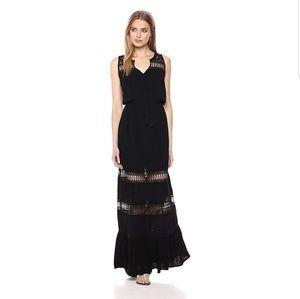 BB Dakota Ranae Lace Detail Maxi Dress